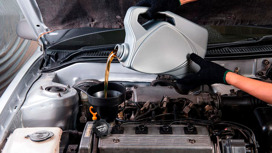 Parkway Auto and Tires - OIL CHANGE service