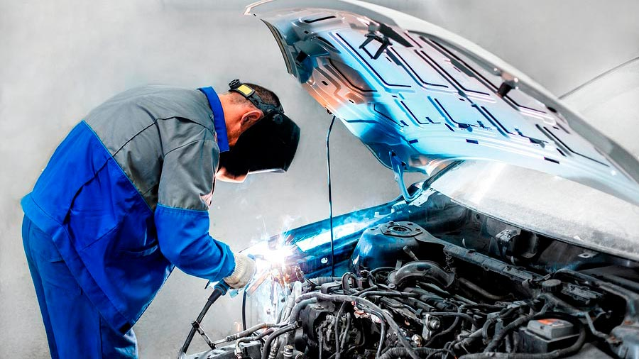Parkway Auto and Tires - Welding Service