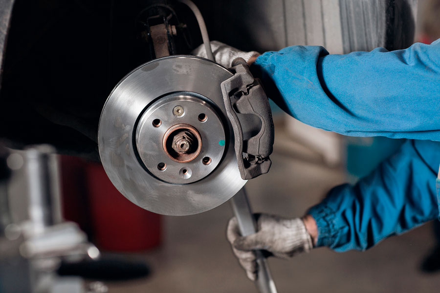 Parkway Auto and Tire Brakes