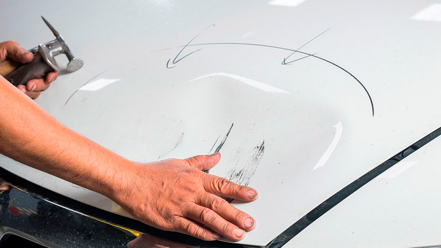 Parkway Auto and Tires - DENT REMOVAL Service